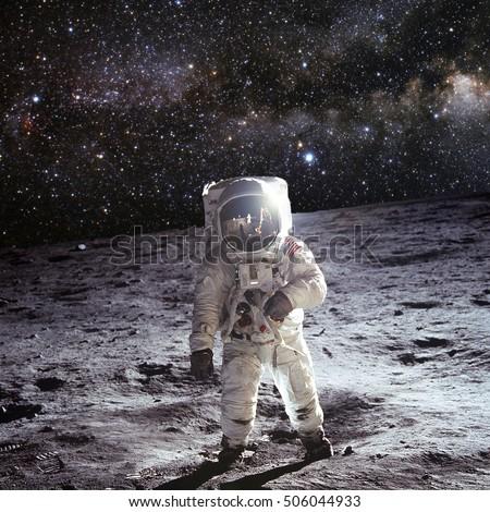 ancient astronaut on the moon - photo #19