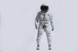 Astronaut white background