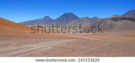 Atacama Desert / Altiplano, Chilean-Bolivian Border