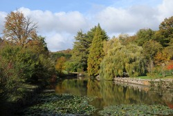 Atatürk Arboretum is an arboretum