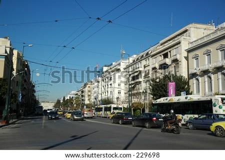 Athens - City