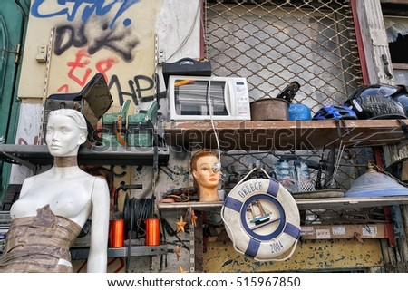 athens  greece  antiques and...