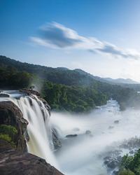 Athirappilly, Kerala - Beautiful waterfall from Kerala, India