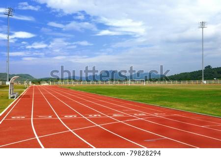 athletic - stock photo