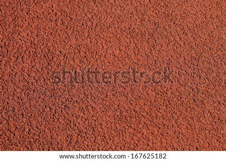 athletic track surface