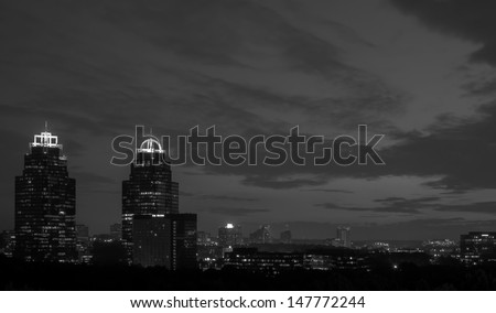 Atlanta Georgia sunrise