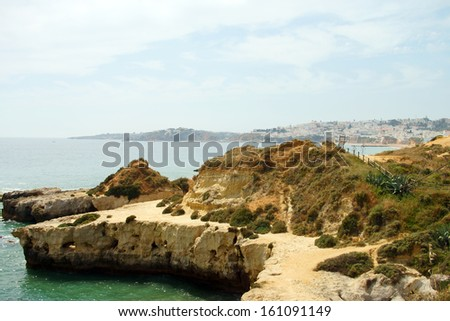 Atlantic coast in Portugal / Atlantic coast
