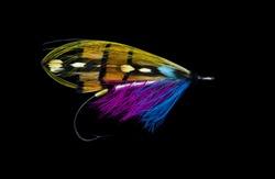 Atlantic Salmon Fly designs 'March Mujrderer'
