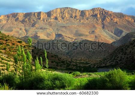 Atlas Mountains, Morocco, Africa