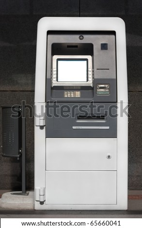 ATM - cash machine