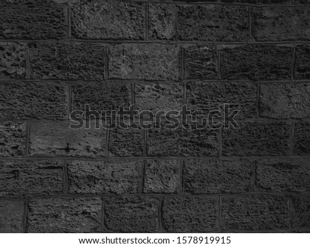 atmospheric background texture of an old brick wall #1578919915