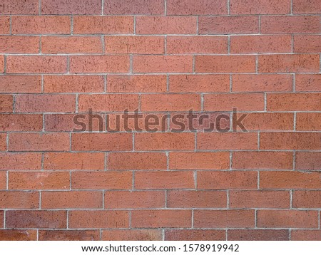 atmospheric background texture of an old brick wall #1578919942