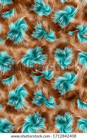 atractiv design for dress matirial Imagine de stoc ©