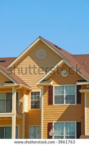 Attractive Apartment Exterior