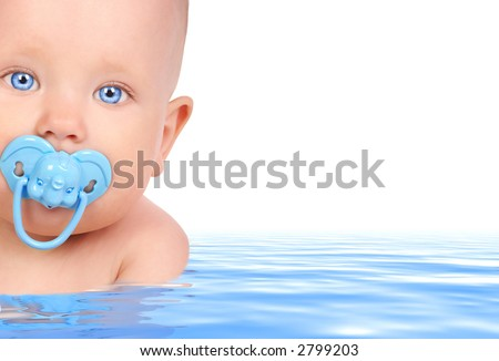 how to clean baby infected eyes