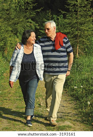 "Attractive married mature couple enjoying togetherness. keyword for this collection is ""seniors77"""