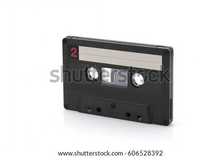 Audio compact cassette for cassette deck