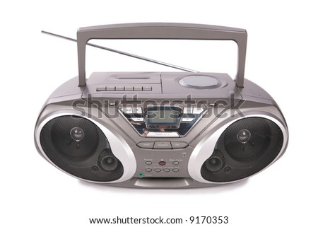 Audio mini-system, radio, player