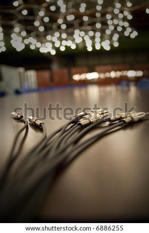 Audio plugs - jacks