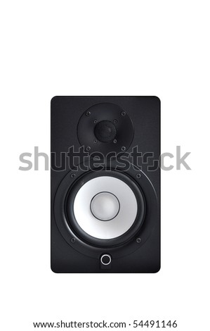 Audio speaker, music equipment