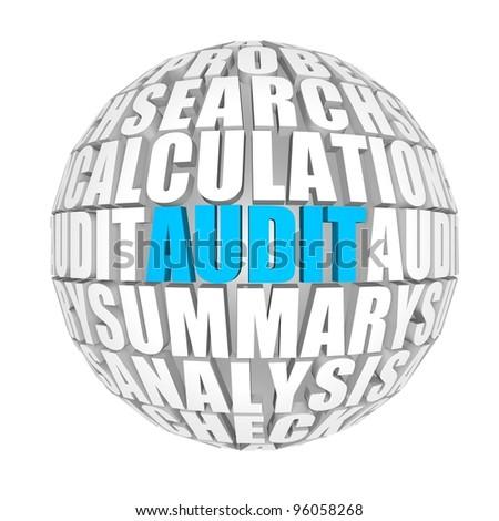 audit - stock photo