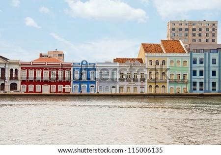 Aurora street - Recife - Pernambuco - Brazil Foto stock ©