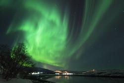Auroras in Vortex II