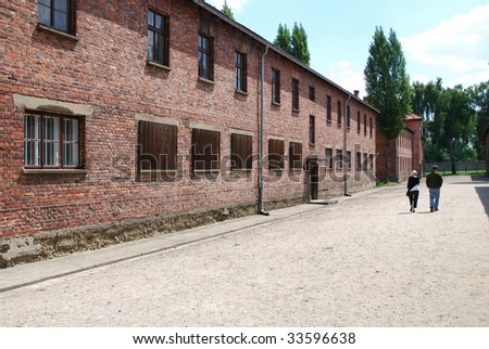 extermination camps in poland. concentration camp in