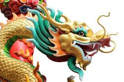 Auspicious dragon