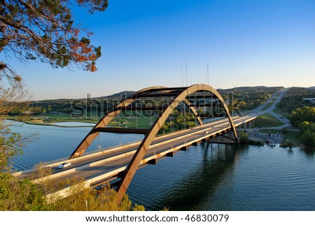 Austin Loop 360 Bridge