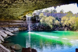 Austin Waterfall