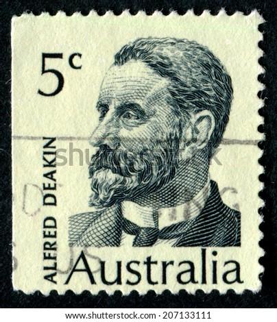 australia   circa 1969 a...