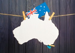 Australia Day holiday on January 26 with a Happy Australia Day