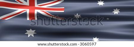 Australia Flag - Symbol of a country
