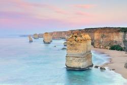 Australia Landscape : Great Ocean Road - Twelvel Apostles