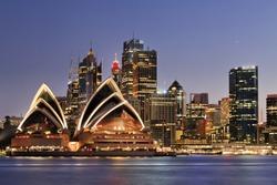 Australia Sydney main city