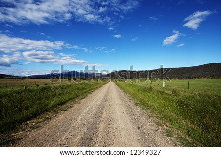 Australian Bush Highway