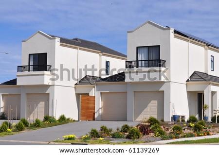 Australian family home