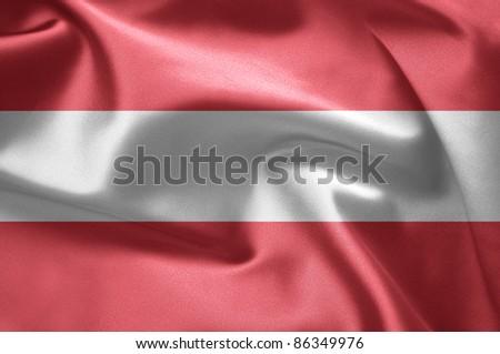 Austria. - stock photo