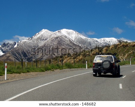Author's Pass, New Zealand