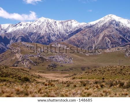 Passagem Do Autor, Zealand Novo