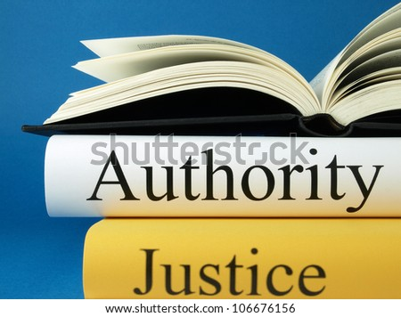 Authority (book titles)