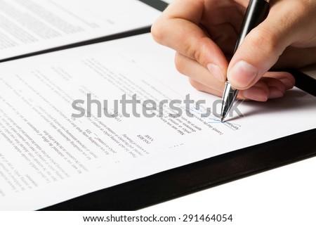 Authority, Signature, Legal System.