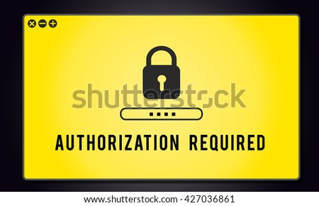 Royalty Free Stock Photos and Images: Authorization ...