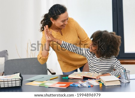 Autistic children. Care of child mental health with a child psychologist using a psychotherapy session