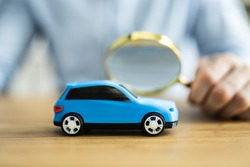 Auto Auto Scrutinize And Check Using Magnifying Glass
