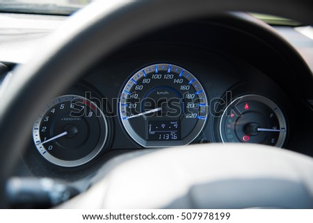 auto parts  car instrument...