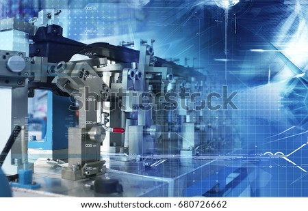 Automatic assembly technology