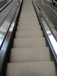 Automatic escalator, transportation system in shopping malls,modern stairwell,moving staircase,subway stairwall,moving escalator,electronic stairs