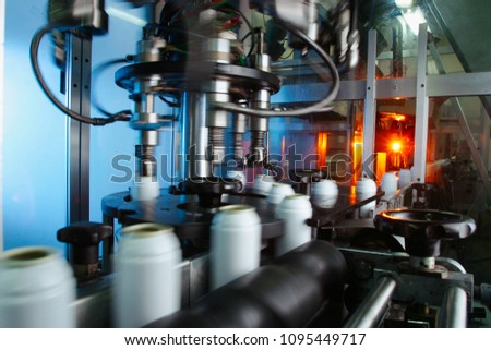 Automatic Filling line for aerosol cans